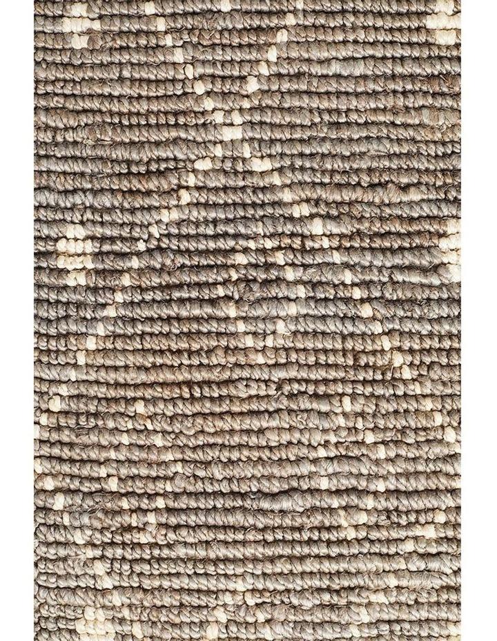 Kenya Misu Hand Woven Tribal Jute Rug image 5