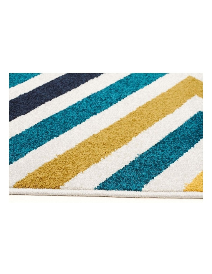 Marquee Indoor Outdoor 312 Blue Rug image 3