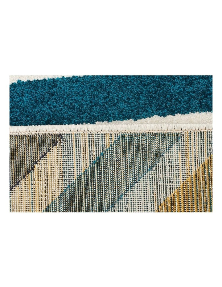 Marquee Indoor Outdoor 312 Blue Rug image 4