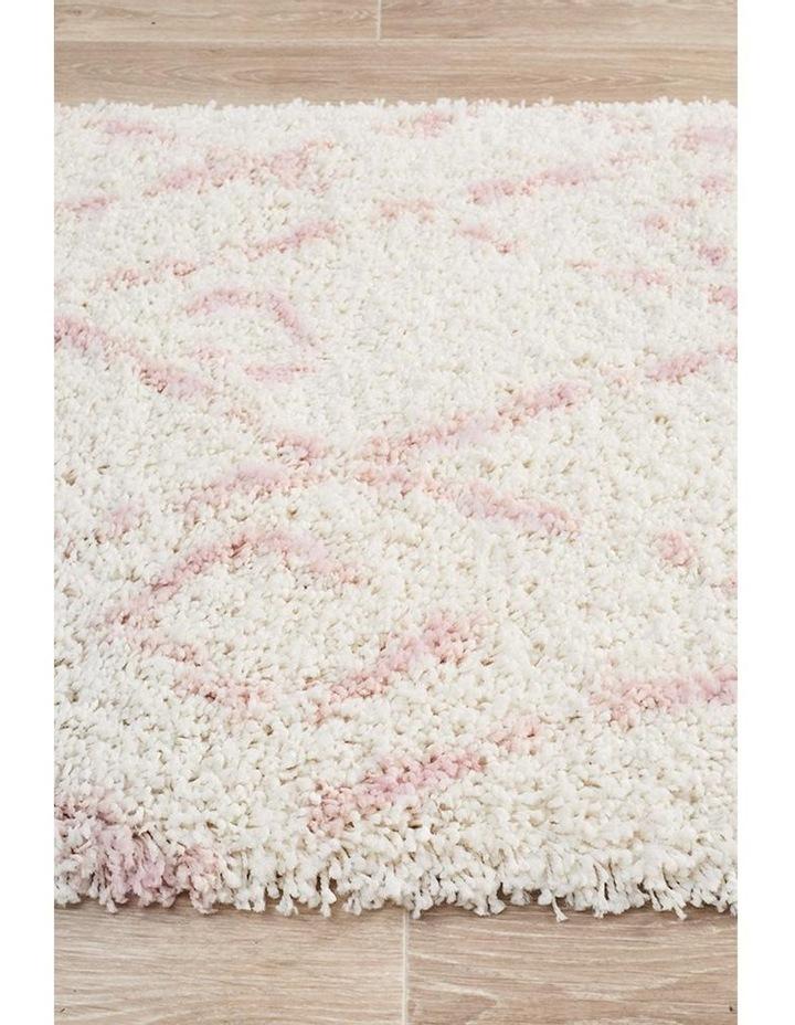 Saffron 55 Pink Runner Rug image 4