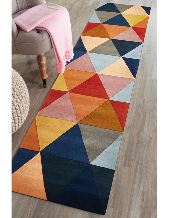 Matrix Pure Wool 905 Multi Runner Rug image 3