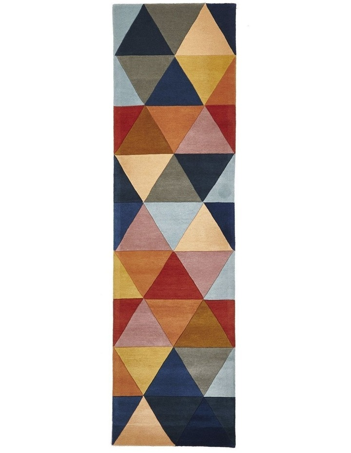Matrix Pure Wool 905 Multi Runner Rug image 6