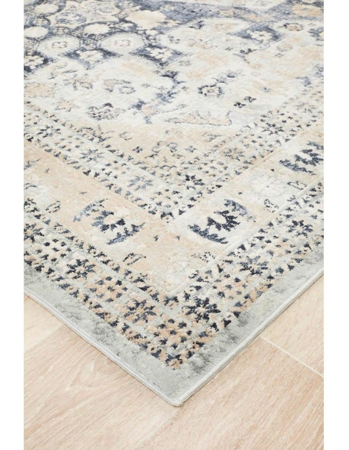 Providence Esquire Brushed Traditional Blue Rug image 3