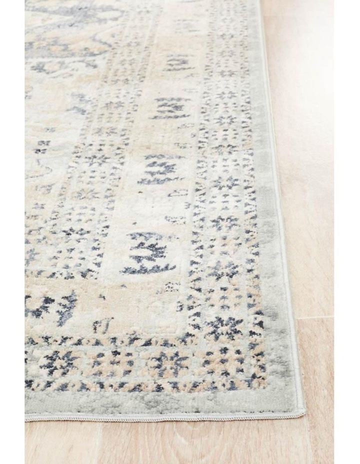 Providence Esquire Brushed Traditional Blue Rug image 4