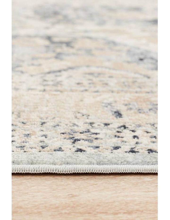 Providence Esquire Brushed Traditional Blue Rug image 5