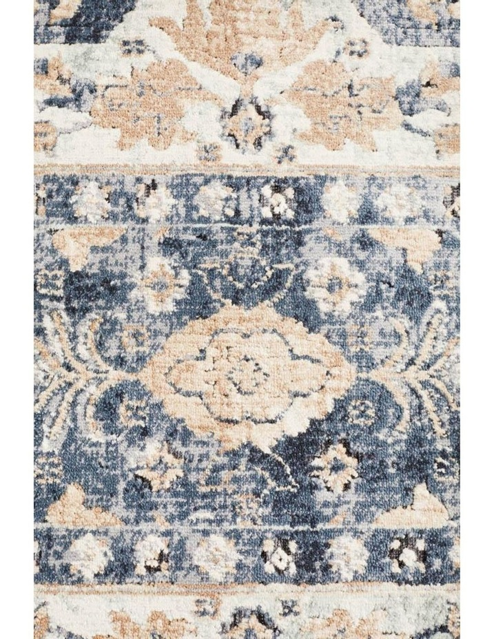 Providence Esquire Brushed Traditional Blue Rug image 6