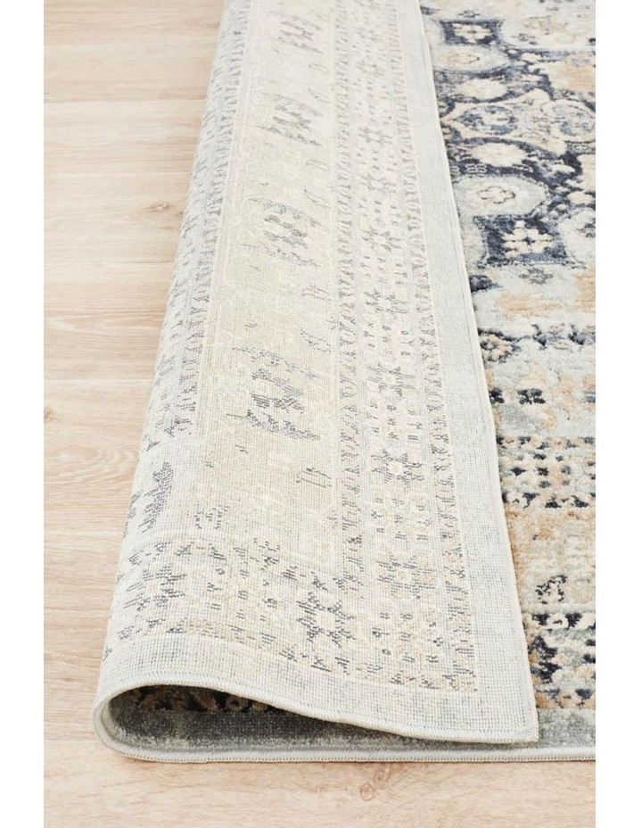 Providence Esquire Brushed Traditional Blue Rug image 7
