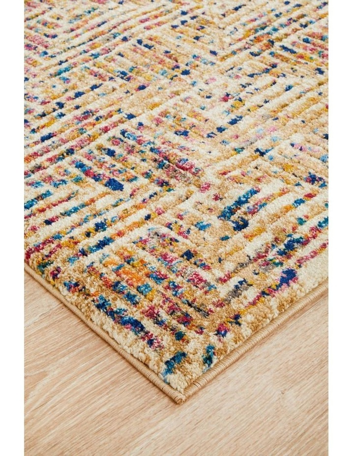 Dreamscape Movement Modern Multi Runner Rug image 2