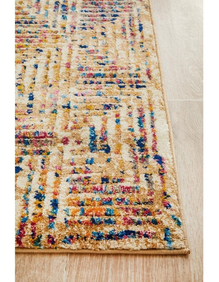 Dreamscape Movement Modern Multi Runner Rug image 3