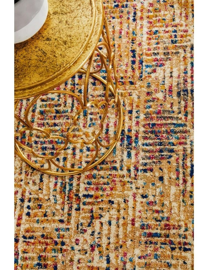 Dreamscape Movement Modern Multi Runner Rug image 5