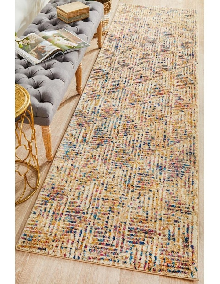 Dreamscape Movement Modern Multi Runner Rug image 7