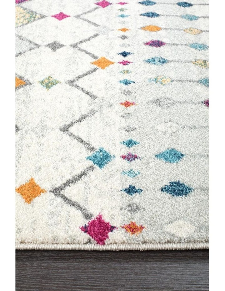 Mirage Peggy Tribal Morrocan Style Multi Runner Rug image 2