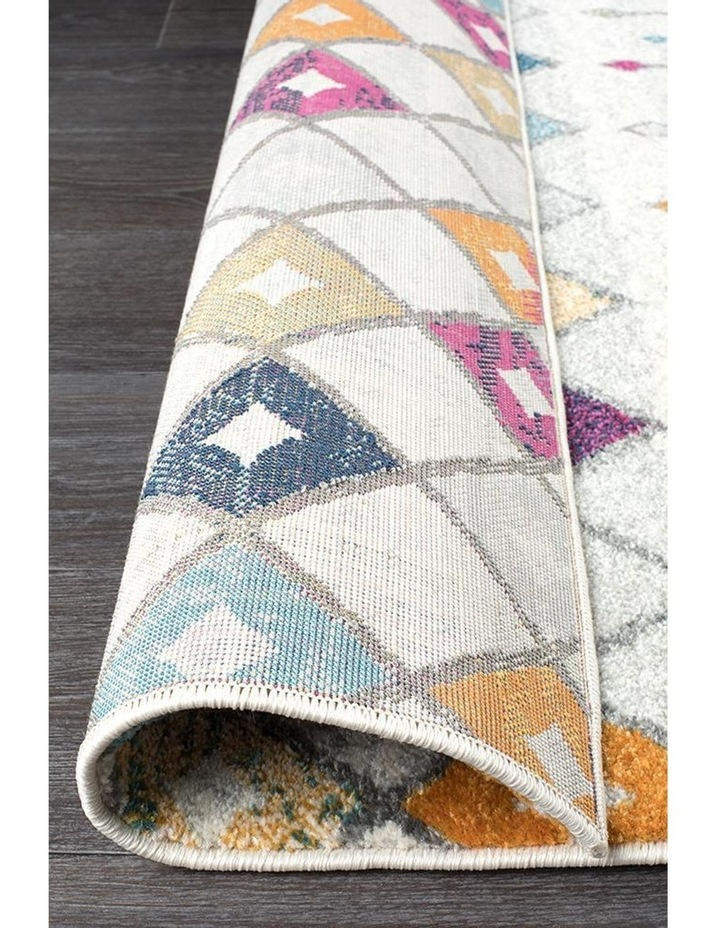 Mirage Peggy Tribal Morrocan Style Multi Runner Rug image 4