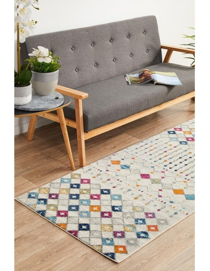 Mirage Peggy Tribal Morrocan Style Multi Runner Rug image 6