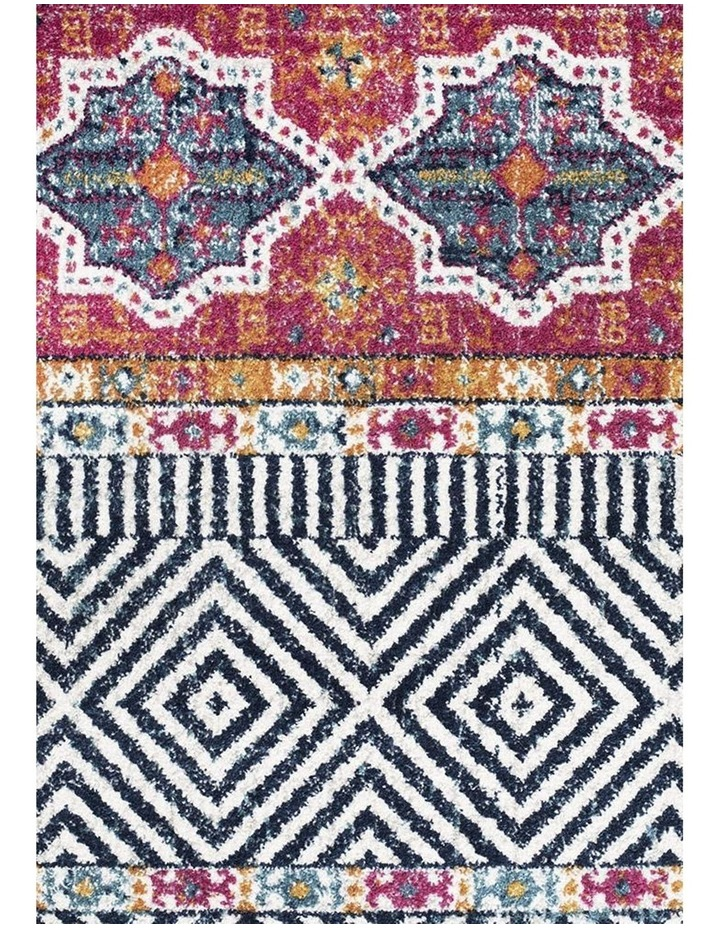 Oasis Sabrina Multi Tribal Round Rug image 3