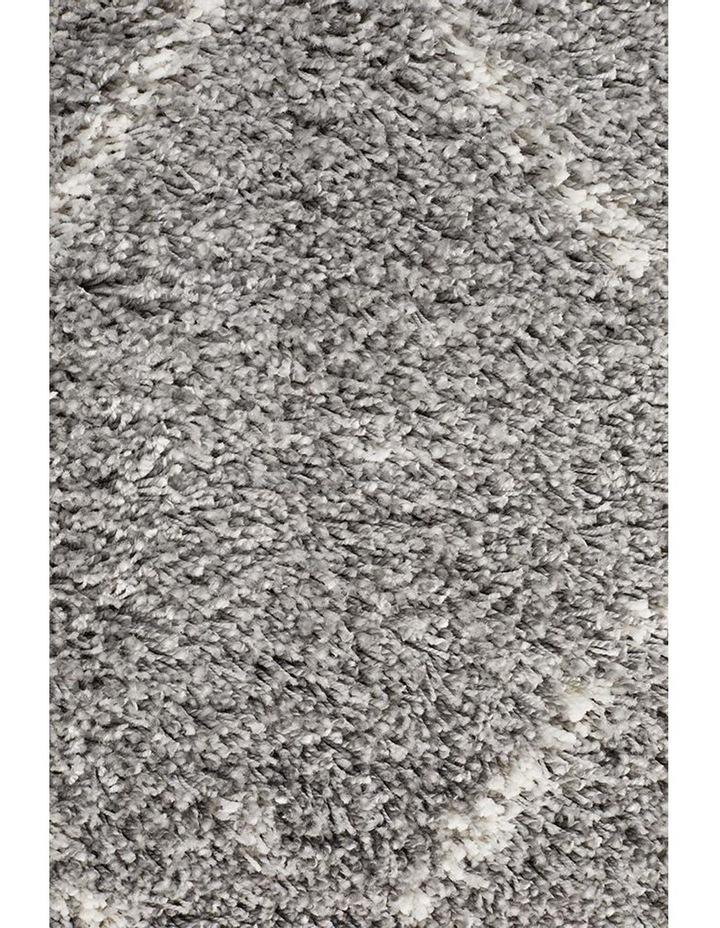 Saffron 44 Silver Runner Rug image 5