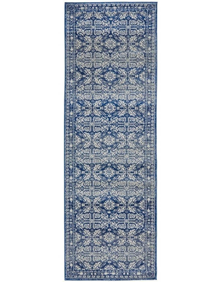Mirage Gwyneth Stunning Transitional Navy Rug image 1