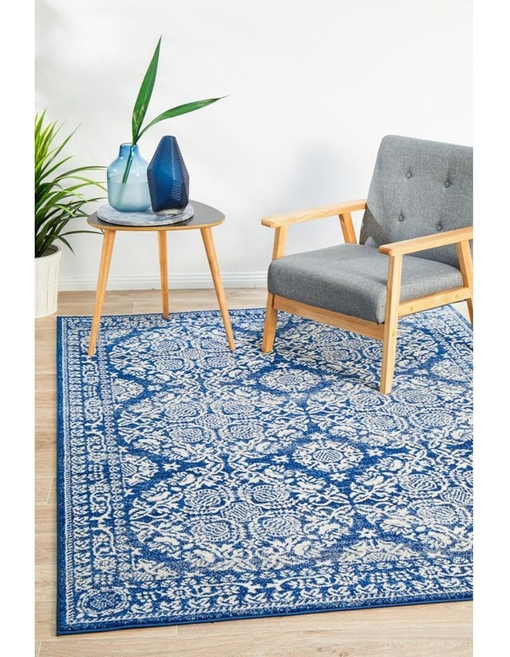 Mirage Gwyneth Stunning Transitional Navy Rug image 2