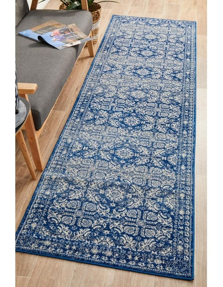 Mirage Gwyneth Stunning Transitional Navy Rug image 3