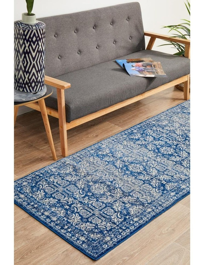 Mirage Gwyneth Stunning Transitional Navy Rug image 4