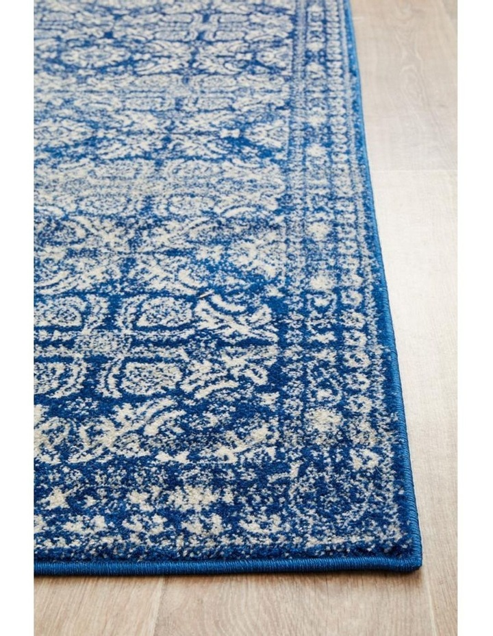 Mirage Gwyneth Stunning Transitional Navy Rug image 7