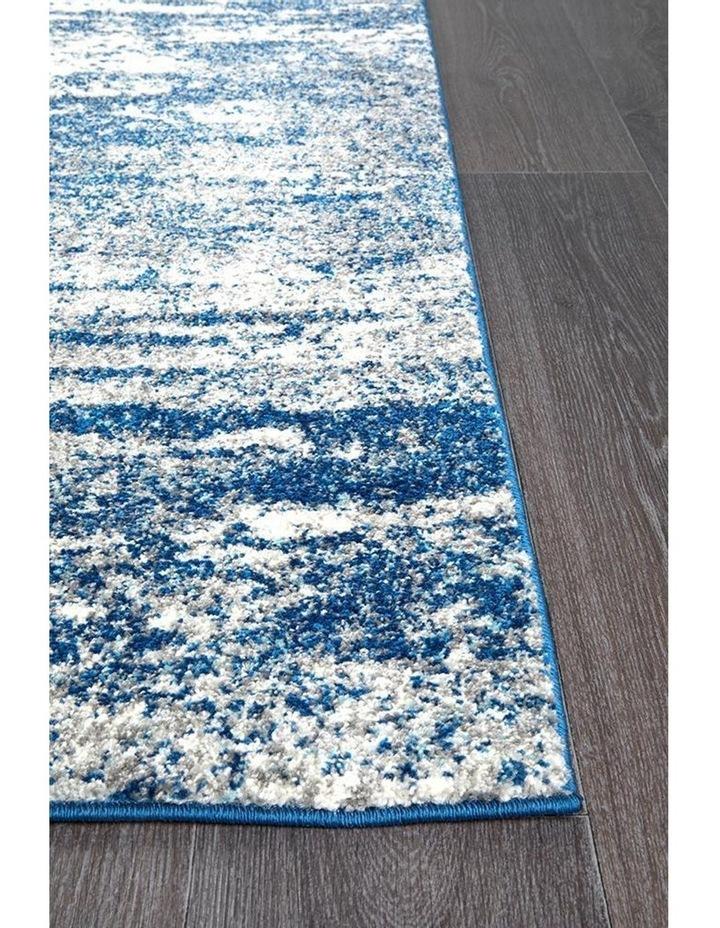 Mirage Casandra Dunescape Modern Blue Grey Runner Rug image 5