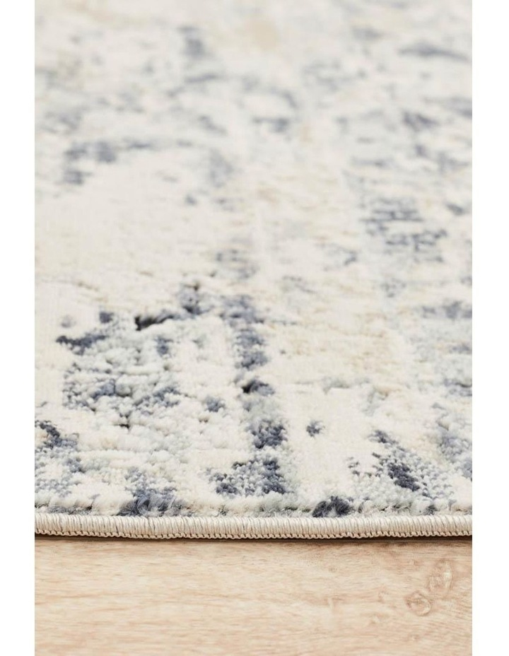Providence Esquire Segments Traditional Blue Rug image 5