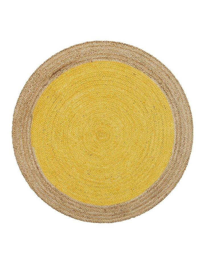 Atrium Polo Round Yellow image 1