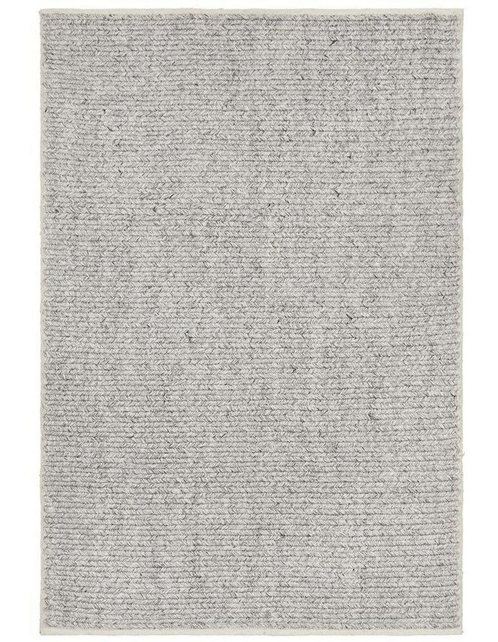 Miller Rhythm Bop Grey Rug image 1