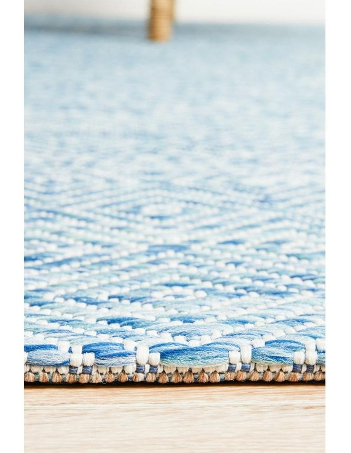 Rug Culture Terrace 5500 Blue image 4