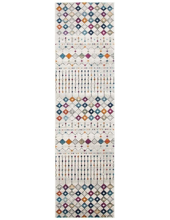 Mirage Peggy Tribal Morrocan Style Multi Rug image 1