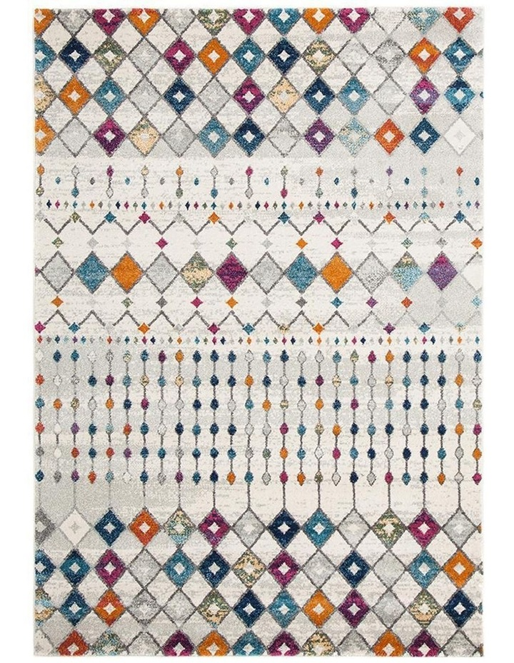 Mirage Peggy Tribal Morrocan Style Multi Rug image 3