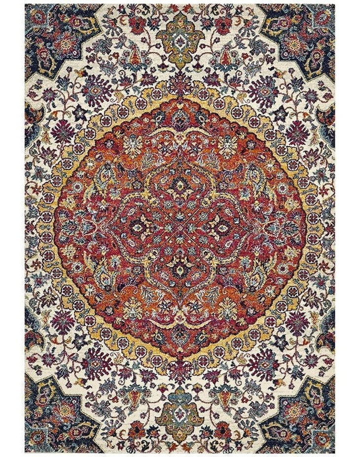 Museum Shelly Rust Rug image 2