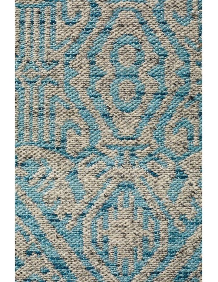 Relic Hunter Blue Grey Rug image 5