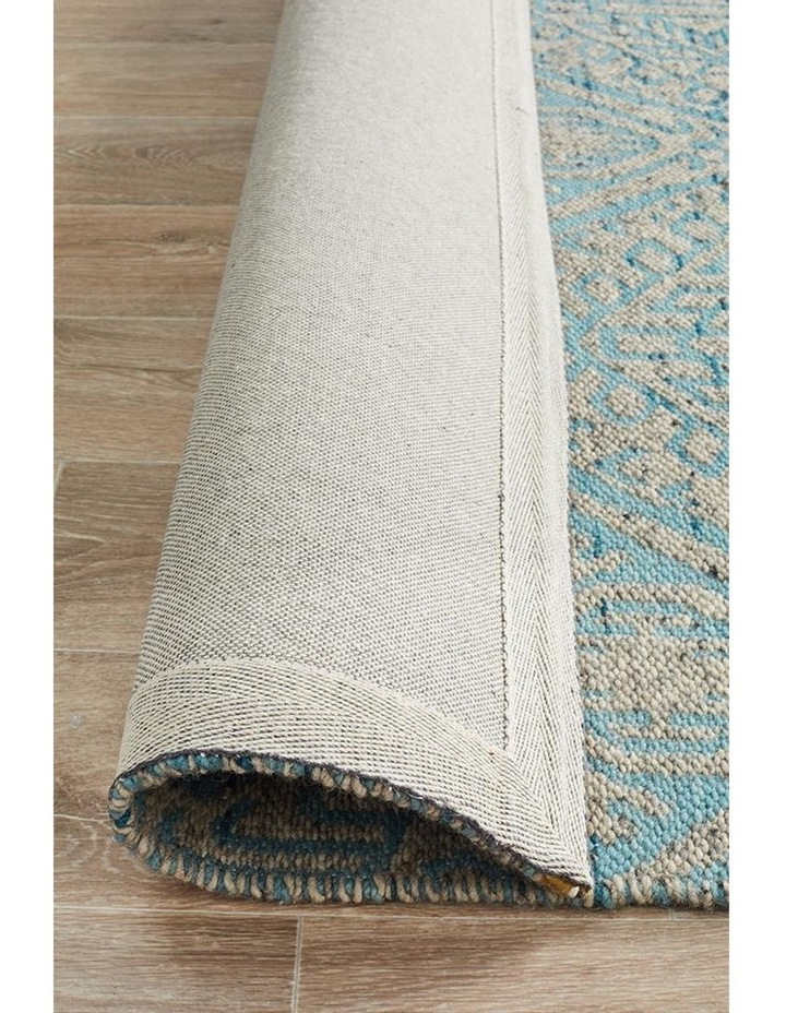 Relic Hunter Blue Grey Rug image 6