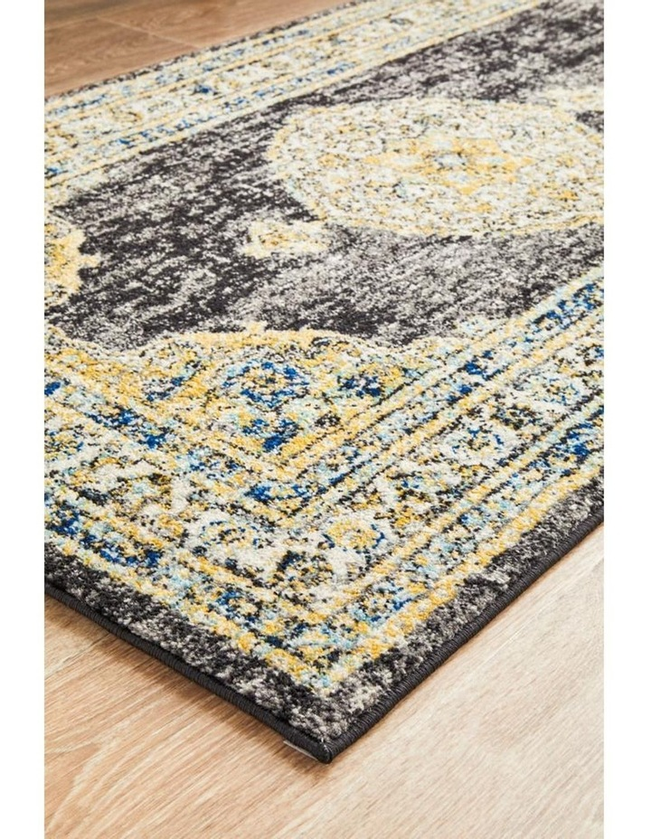 Century 955 Charcoal Runner Rug image 2