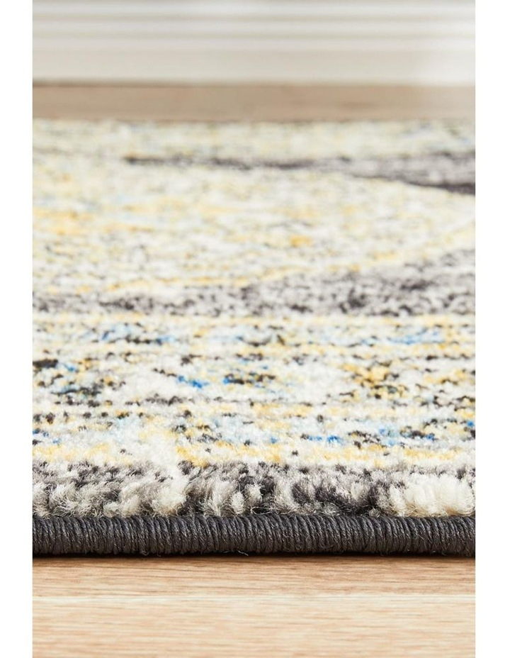 Century 955 Charcoal Runner Rug image 4
