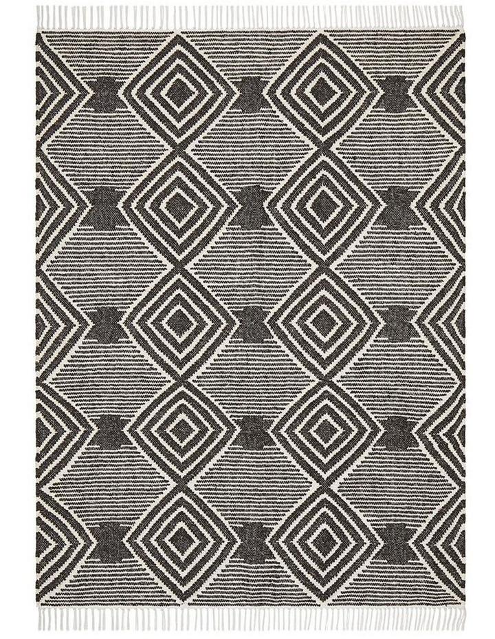 Miller Rhythm Dance Charcoal Rug image 1