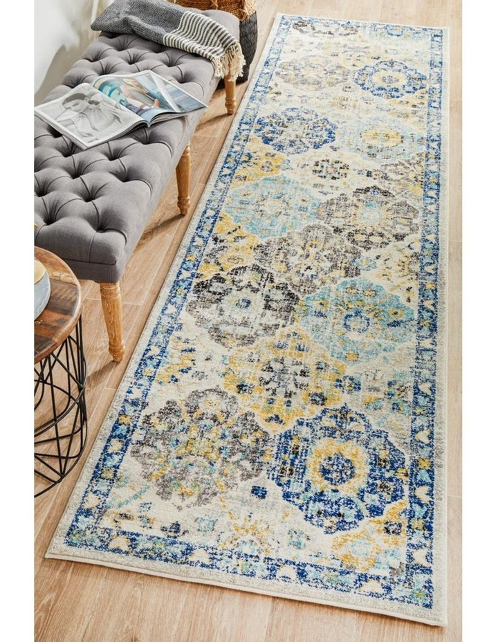 Evoke Poppy Multi Transitional Rug image 1