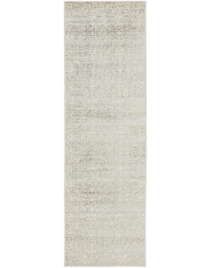Evoke Shine Silver Transitional Rug image 1