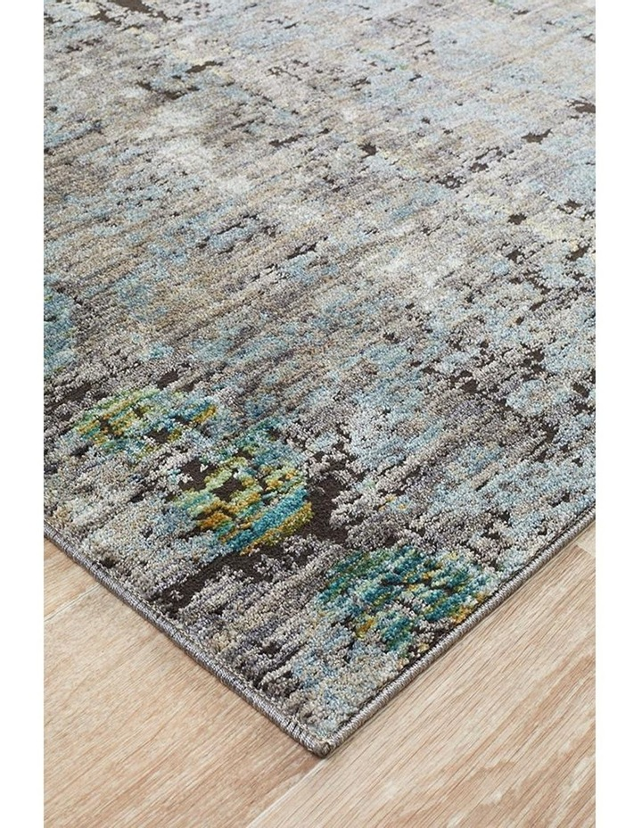 Jezebel Fluid Nights Modern Blue Rug image 2
