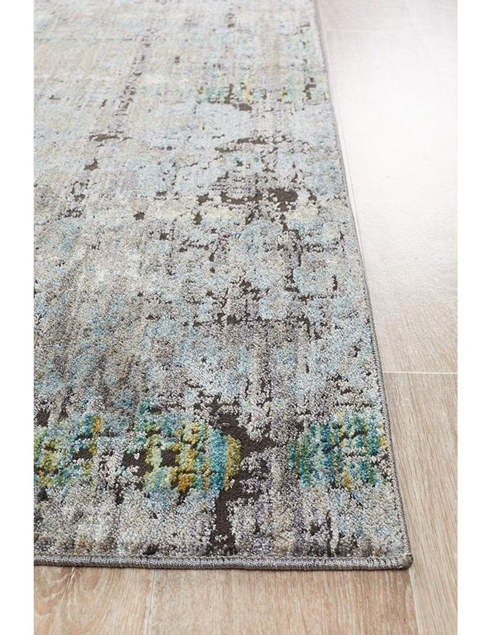Jezebel Fluid Nights Modern Blue Rug image 3