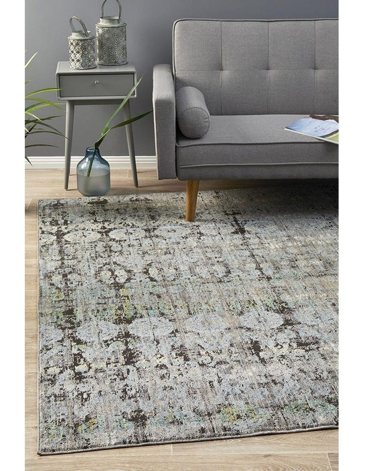 Jezebel Fluid Nights Modern Blue Rug image 7