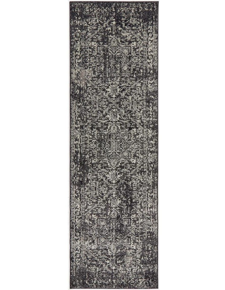 Evoke Scape Charcoal Transitional Rug image 1