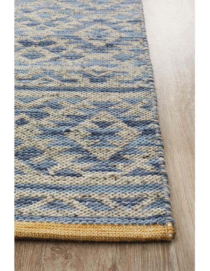 Relic Harvey Blue Natural Rug image 3