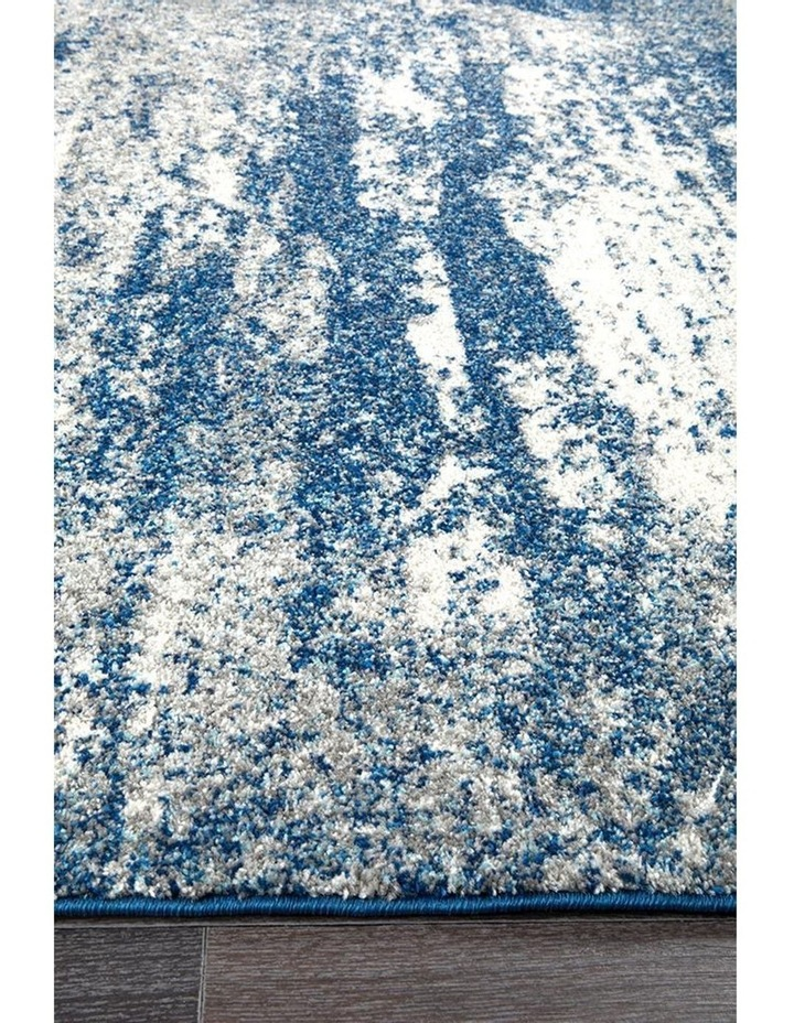 Mirage Casandra Dunescape Modern Blue Grey Rug image 3
