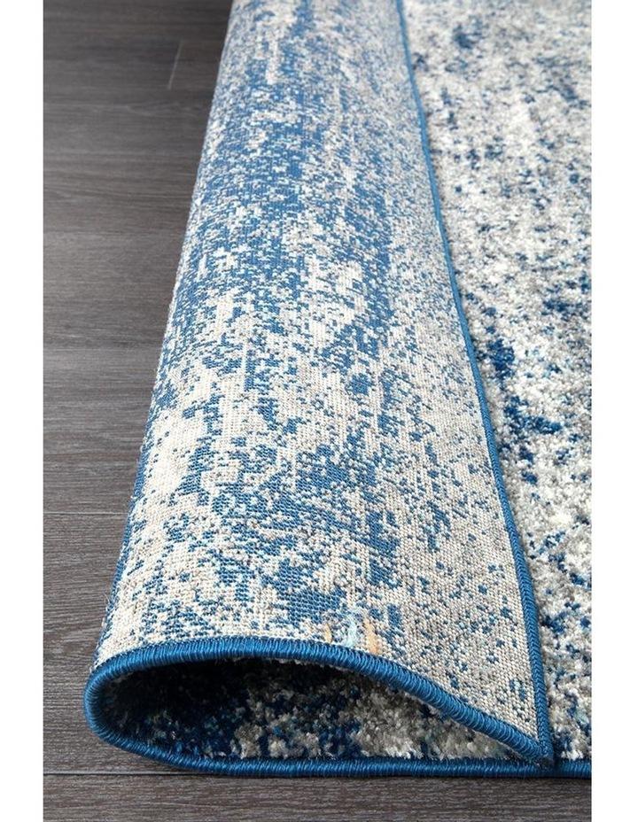 Mirage Casandra Dunescape Modern Blue Grey Rug image 5
