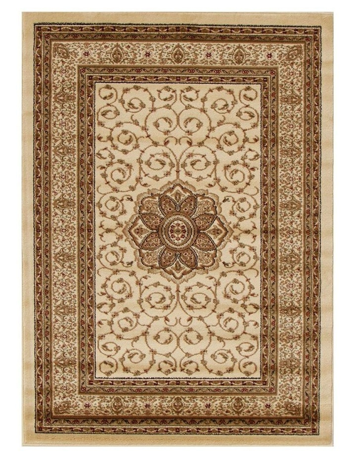 Istanbul Collection Medallion Classic Pattern Ivory Rug image 2