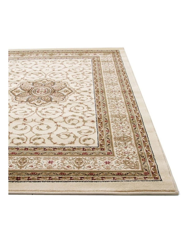 Istanbul Collection Medallion Classic Pattern Ivory Rug image 3