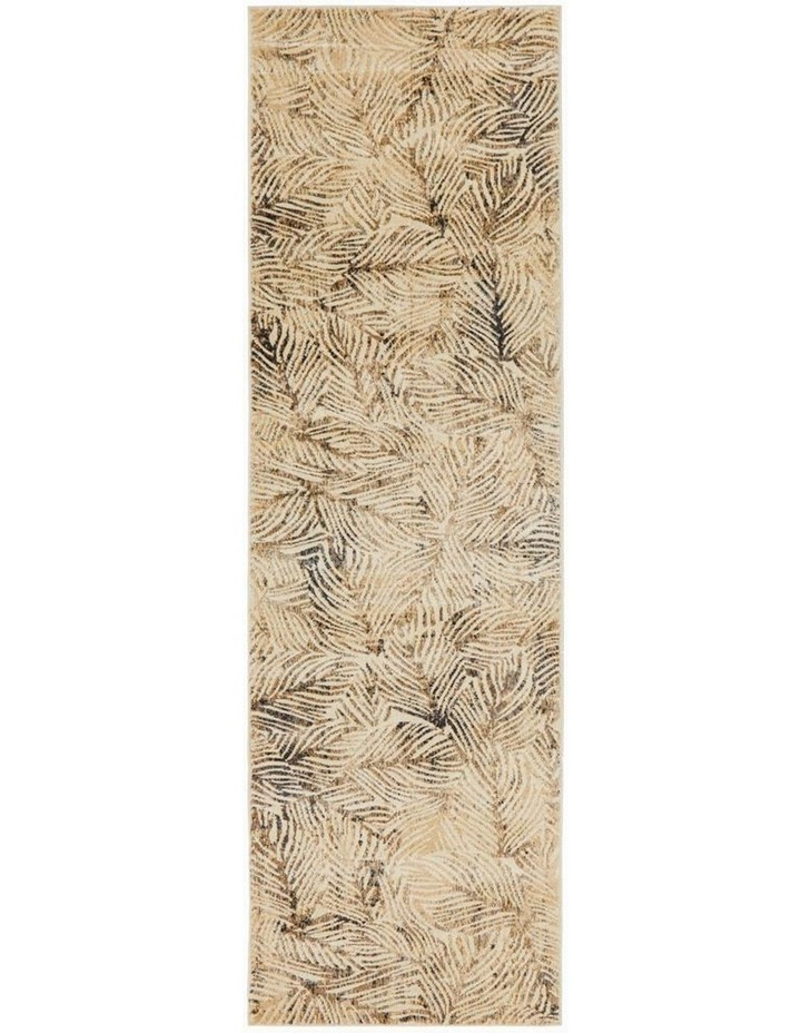 Dreamscape Artistic Nature Modern Charcoal Rug image 1